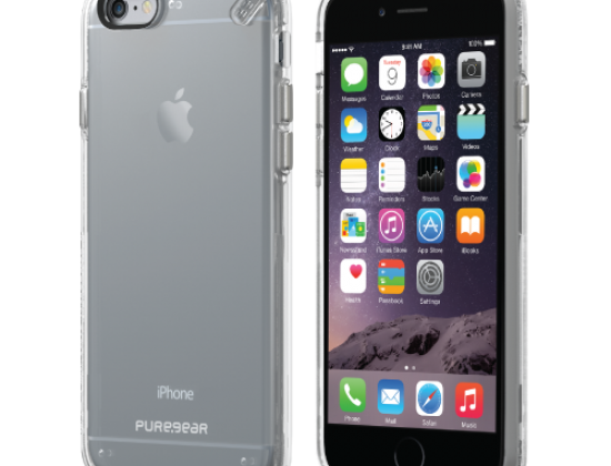 Giveaway – PureGear Slim Shell Case for Apple iPhone 6 Plus/6S Plus – White / Grey!