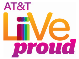 AT&T Launches Their Fifth-Annual Live Proud Campaign! @ATT #ATTLiveProud #WeAreBold #LGBTQ
