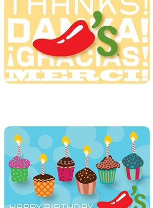Giveaway – $10 Chili's Gift Card for July!