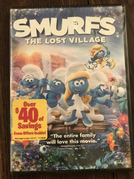 Review & Giveaway of Smurfs: The Lost Village! #SmurfsTheLostVillage