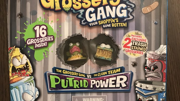 The Grossery Gang Movie Just Premiered! Watch It Here & See The New Toys! #GrosseryGangMovie #PutridPower #Ad