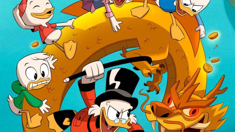 DuckTales Premieres August 12th! We Interviewed The Shows Producers! #D23Expo #DuckTales @DuckTales @DisneyChannelPR