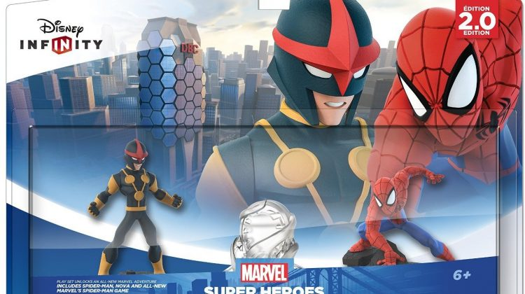 Giveaway – @Marvel's Ultimate Spider-Man for Disney Infinity 2.0! #Collectible! #Spiderman