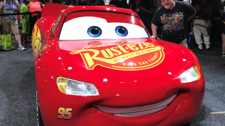 New Sphero's Ultimate Lightning McQueen Is Amazing! This Year's Must Have Toy! @Sphero #Cars3 #ad