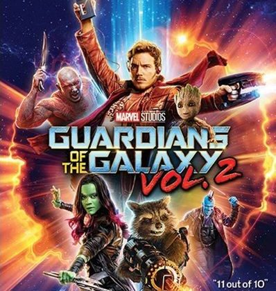 GUARDIANS OF THE GALAXY VOL. 2 Blu-ray/Digital: Own It Now!#D23Expo @Guardians #GuardiansoftheGalaxy #GotGVol2 #ad