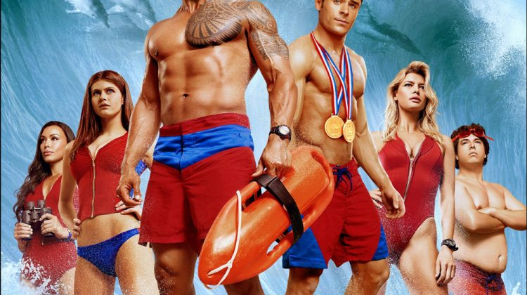 Giveaway – 3 Baywatch Blu-ray Combo Packs! #Baywatch @BaywatchMovie