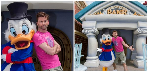 David Tennant, DuckTales Premieres August 12th! We Interviewed The Shows Producers!