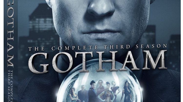 Gotham: The Complete Third Season On Blu-ray! @Gotham #Gotham #ad