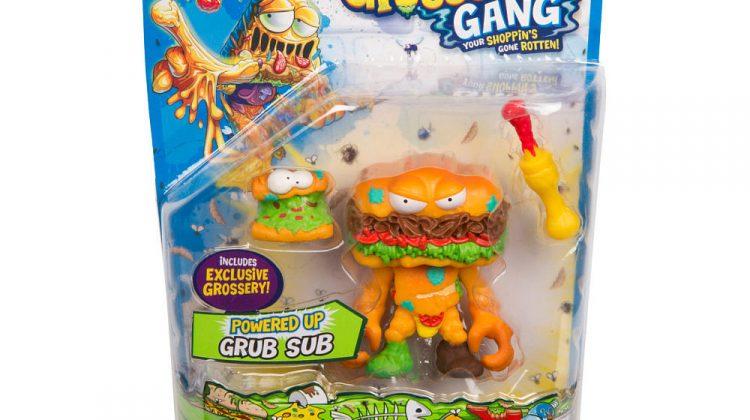 Giveaway #2 For The Grossery Gang! #GrosseryGangMovie #PutridPower #MooseToys