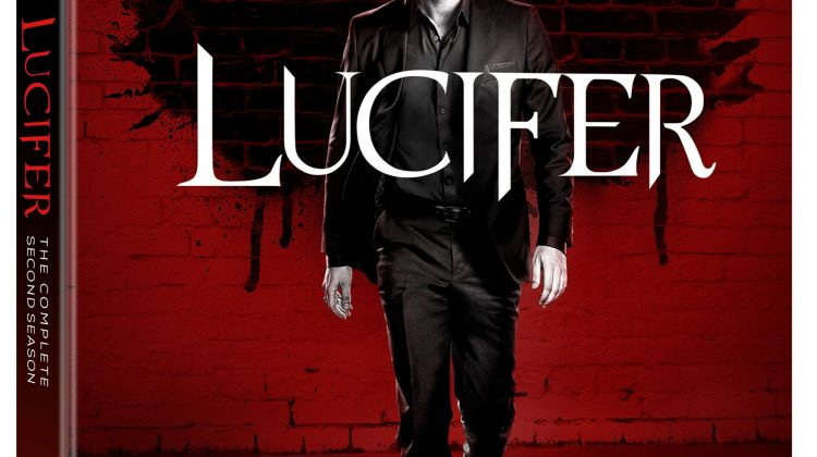 Lucifer: The Complete Second Season DVD Is Out Tuesday! #ad #Lucifer @LuciferonFOX