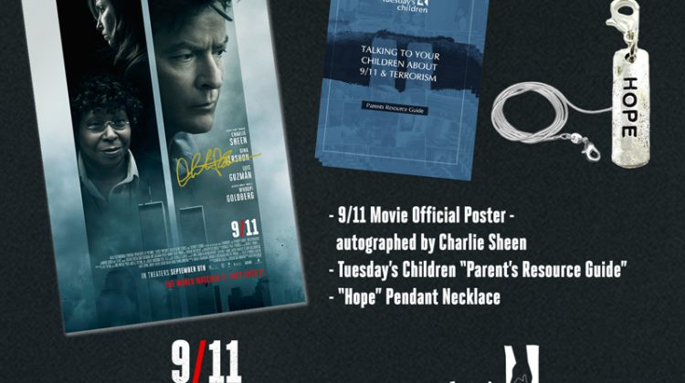 See The @9_11Movie, And Talk To Your Kids About The Event! W/ Helpful Giveaway! #Remember911