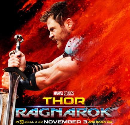 All Thor, All The Time! With Video! @thorofficial #ThorRagnarok #Thor #THORSday