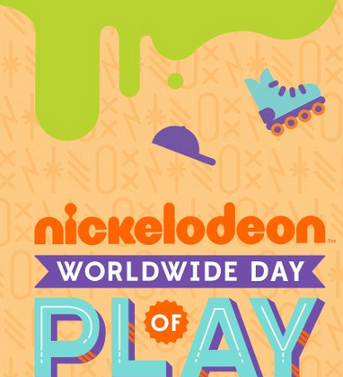 Nickelodeon's Worldwide Day of Play Event in Brooklyn's Prospect Park on Saturday, Sept. 16! @Nickelodeon #NYC #Brooklyn #ProspectPark