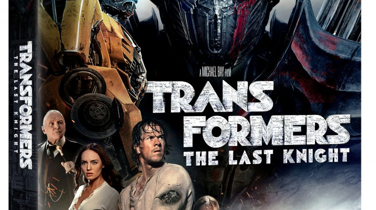 Giveaway – TRANSFORMERS: THE LAST KNIGHT Blu-ray Combo Pack! @transformers #transformers