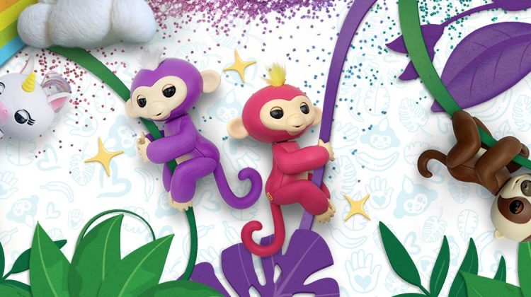 Giveaway – Two New Fingerlings Toy Figures From WowWee!