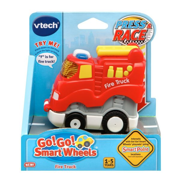 Vtechtoys's Go! Go! Smart Wheels® Press & Race™ Fire Truck!