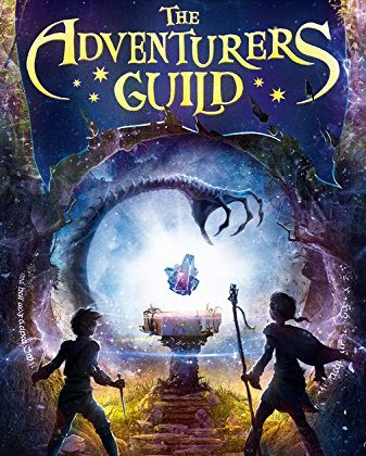 "Disney Publishing's New Bestseller, ""The Adventurers Guild!"" #DisneyPublishing #ad"