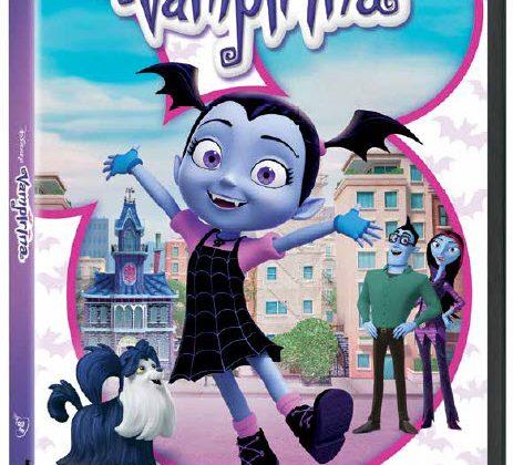 Giveaway – Disney Junior's Vampirina DVD! @DisneyJunior #Vampirina