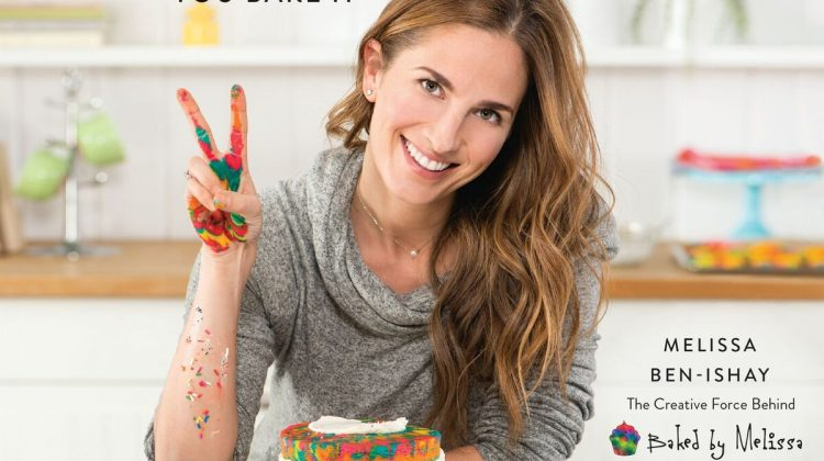 "Giveaway – ""CAKES"" The New Cookbook From Baked by Melissa Founder, Melissa Ben-Ishay!"