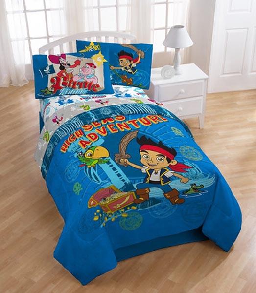 Jake Pirate Twin Bedding