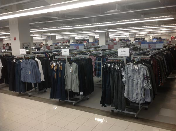 Fashion Friday Burlington Coat Factory Opens In Union