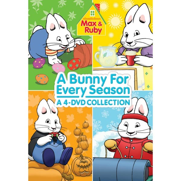 Review Nickelodeoon S Max Amp Ruby A Bunny For Every