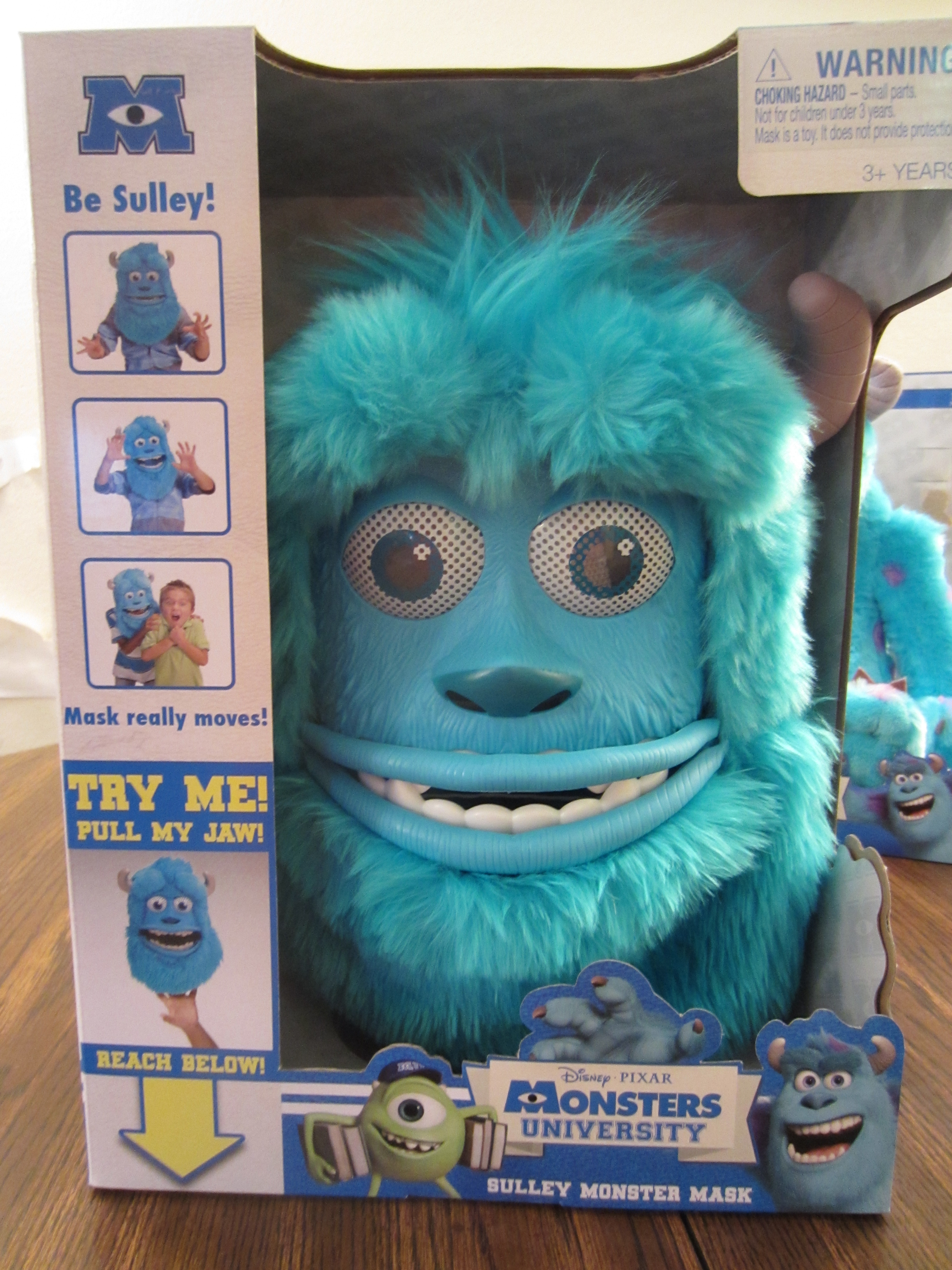 Spin Master s MonstersU Toys Are Awesome Live Demo