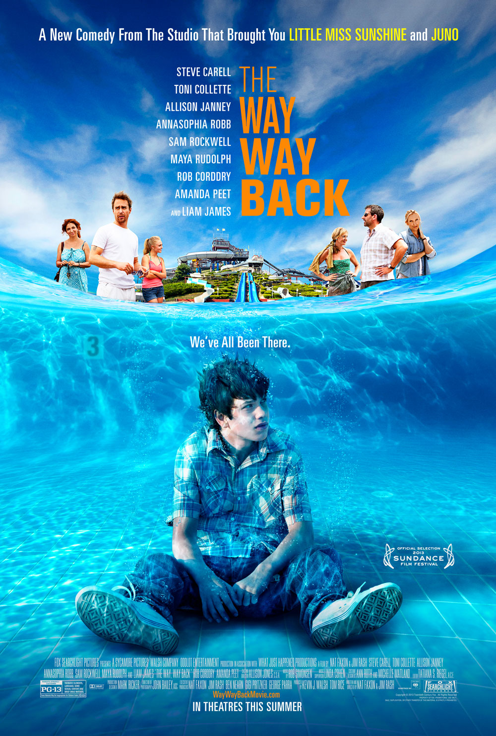 The Way Way Back In Theaters July 5 See Exclusive Trailer Here Gay Nyc Dad