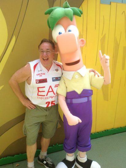 I Miss Phineas & Ferb w/Linky!