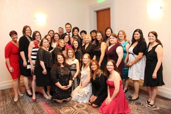 Chris Pratt and bloggers