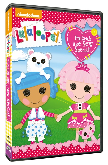 Giveaway Nickelodeon S Lalaloopsy Friends Are Sew