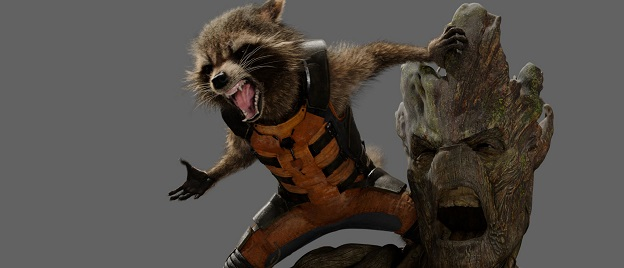 Marvel's Guardians Of The Galaxy, guardians of the galaxy, guardians, Groot, Rocket Racoon