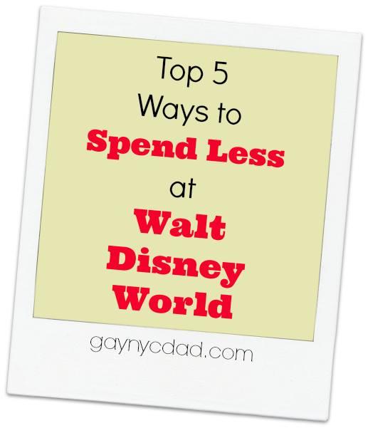 Walt Disney World Savings