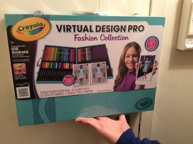 Crayola Virtual Design Pro Fashion Cars Is Amazing Crayola Gay Nyc Dad