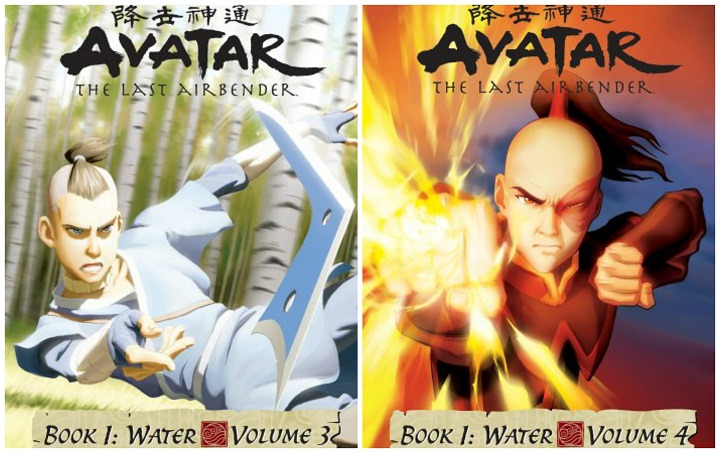 book 1 volumes 3 and 4