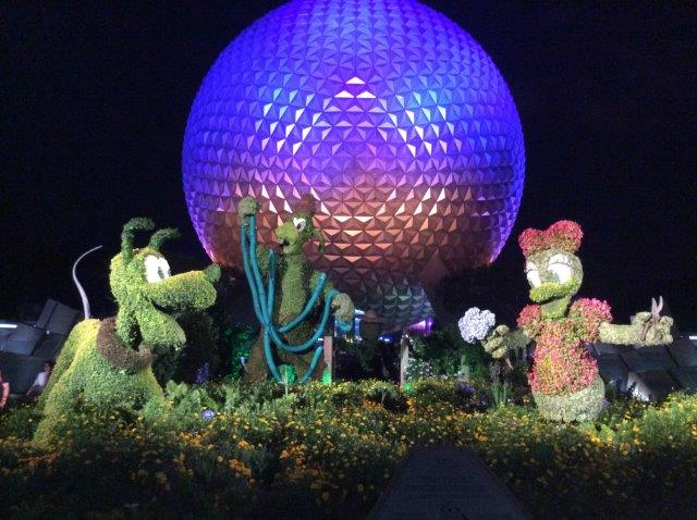 """Epcot Topiaries! at Walt Disney World!"""