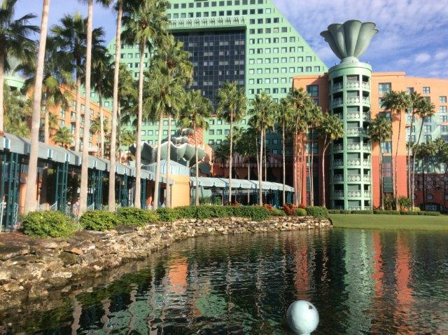 Swan and Dolphin Hotels at Walt Disney World