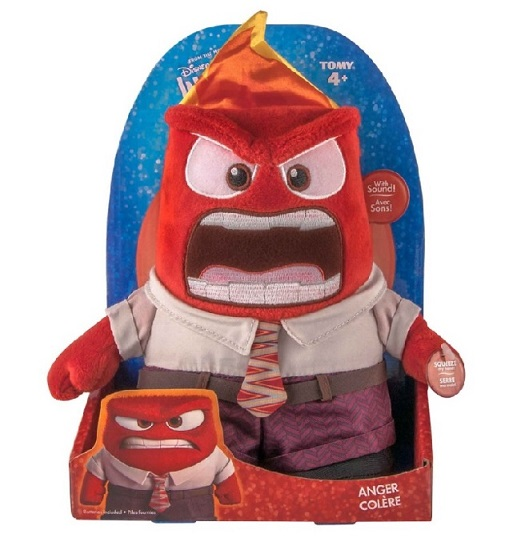 Not Sharing Toys : Tomy s inside out talking plushes all mine i am not