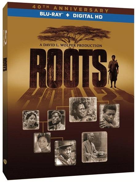 """ROOTS: THE COMPLETE ORIGINAL SERIES , LeVar Burton, Cicely Tyson, John Amos, Ed Asner"""