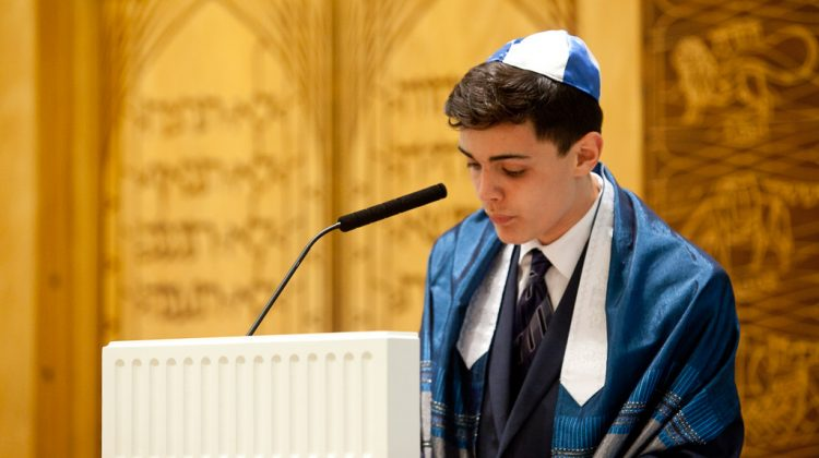 Paul's Bar Mitzvah Rehearsal in Photos! w/Linky! #Parenting #BarMitzvah