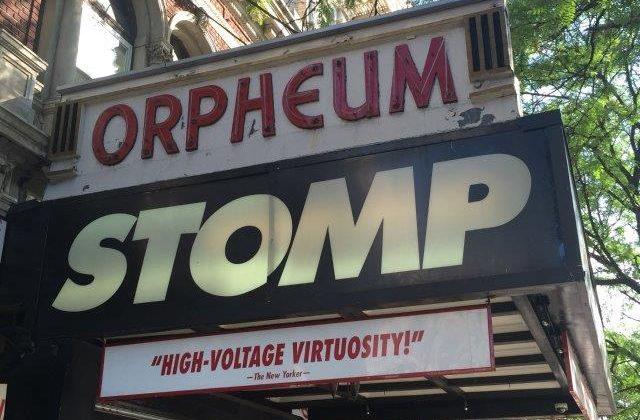 We Saw Stomp! @StompNYC #TimetoStomp #NYC #Travel
