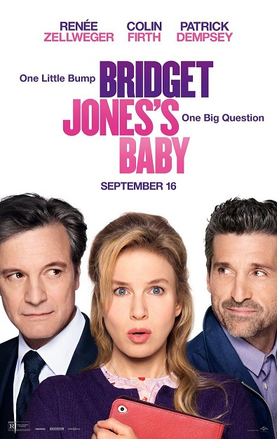 Top 5 Reasons To See Bridget Jones Baby This Weekend! Plus, My Interview with Renee Zellweger!