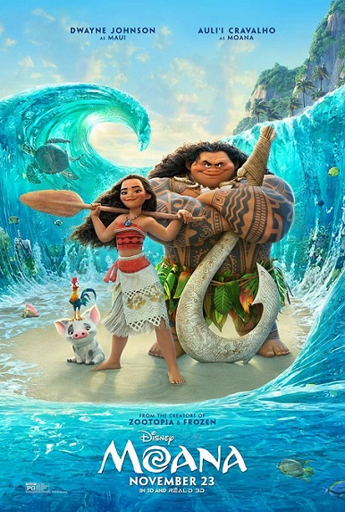 Intervews With Moana Herself, Auli'i Cravalho!