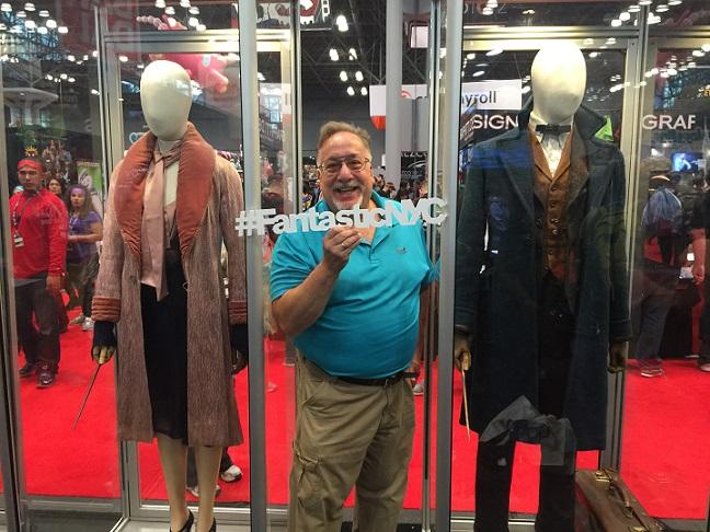 Comic-Con, Fantastic Beasts, Warner Bros., Harry Potter