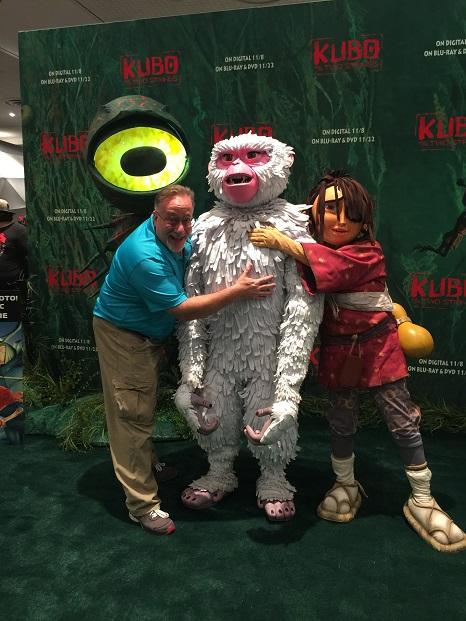 Comic-Con, Kubo