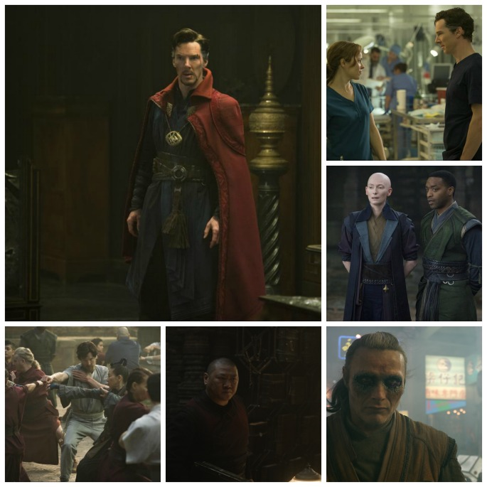 Doctor Strange is the Must See Movie of the Year