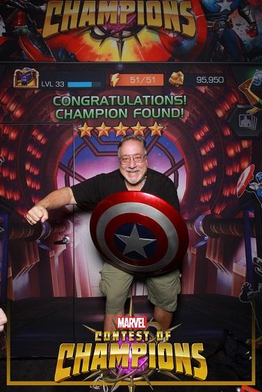 Comic-Con, Marvel