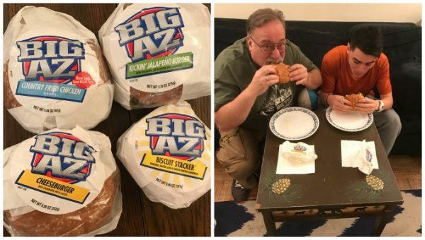 """""""BigGameBabbleBoxx, Big AZ Sandwiches"""""""