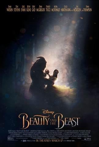 """""""The 2017 Schedule from Walt Disney Studios Motion Pictures, Beauty and the Beast"""""""