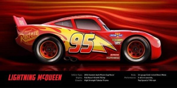 """""""Cars 3 Cast Info With Owen Wison, Cristela Alonzo and Armie Hammer! """""""
